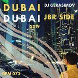 DUBAI DUBAI 2019 (JBR SIDE)