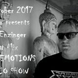 RAVE EMOTIONS RADIO SHOW (13RaVeR) - 18.10.2017. Virgil Enzinger Guest Mix @ RAVE EMOTIONS
