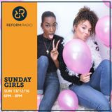 Sunday Girls 13 December 2015