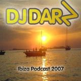 DJ Darz - Podcast 001 Ibiza Podcast 2007 (July 2007 - Ibiza Classics - with guide to clubs etc)
