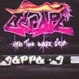GAPPA G - ESCAPE TO THE DARK SIDE MIX TAPE 1993