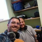 Gary Page and Neil Martin on Hailsham Festival FM