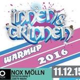 InfraSchall&Cohni - Innen&Drinnen WarmUp2016 @NOX 11.12.2015