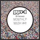 Monthly Mash #41 (2019 January)