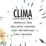 ARNO E. MATHIEU  DJ SET @ CLIMA SPRINGTIME SESSION 2013 - BATOFAR, PARIS