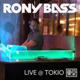 RONY-BASS-LIVE@TOKIO-2018-08-11