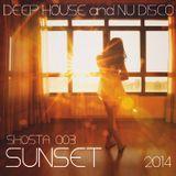 Shosta 003 Sunset (Deep House & Nu Disco mix 2014)