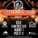 GHETTO HOUSE RADIO 627