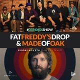 Show 055 - Special Guests: Fat Freddy's Drop & Made of Oak - Mo Kolours, Tei Shi, Max Graef 11.8.15