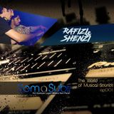 Rádio SomaSubir The World of Musical Sounds ep001 - com Rafizi & Shenzi