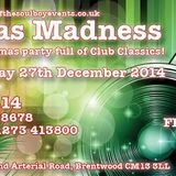 Live and unedited at Christmas Madness Fitzroy in the mix 27-12-2014