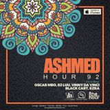 Ashmed Hour 92 // Golden Mix By Oscar Mbo