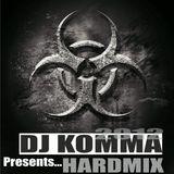 dj komma presents... HARDMIX