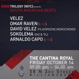 David Velez @ Trilogy South American Beats