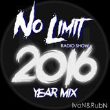 No Limit Radio Show Year Mix 2016
