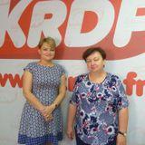 Gość Poranka Ciechanów - Marzena Ślubowska - 24.05.2018 KRDP FM