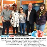 ArtyParti - Arts & Creative Industries, University of Sunderland