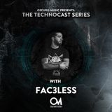 Oscuro Music Technocast #040 With Fac3less