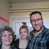 The Radio Winchcombe Folk Show with Simon Emms, Lucy Jarrett and special guest Molly-Anne