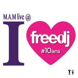 Freed 10 ans (17.09.18)