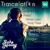 Jake Haley - Trancelation 090 07-12-2014 #PriestGuestmix