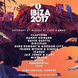 MistaJam - Live @ BBC Radio 1 In Ibiza Café Mambo Ibiza (Spain) 2017.08.05.