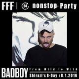 Asaf Dolev - FFF Shirazi's BadBoy B-Day 2016