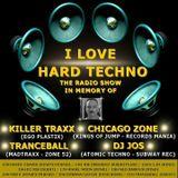 MAX K - RIND RADIO - I Love Hard Techno (26-08-17)