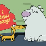 two stupid dogs- mix