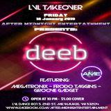 dEEb & MC Phillie B @ LVL Dance #AME (1-18-19)