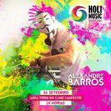 DJ ALEXANDRE BARROS SET - DEMOHOLIMUSIC 2015