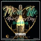 THE NEW YEARS DAY MORE LIFE BRUNCH MIX BY DJ ZEEKS CHOW