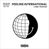 Feeling International #3 w/ Bris, Theophile