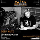 Jonny Howard BeachGrooves Radio Deep Kutz Deep House mix 18th June 2017