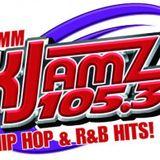 5 O' CLOCK BOMB LIVE on 105.3 kjamz (1/16/2013)