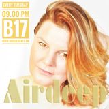 #Dutch #FemaleDJ #Deephouse #House #B17's #AIRDEEP 6 #Ambient #Dance #EDM @Housebeats.FM