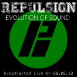 Repulsion - Evolution of Sound at Bassport FM - 05.05.18