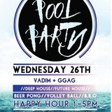 Vadim Almazov - Live Dj Set @ PP Princess Pool Party vol. 2