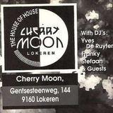 Resident DJ Team at Cherry Moon (Lokeren - Belgium) - 13 August 1994