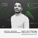 Pascal Walter SELECTION