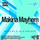 DJ NJ b2b Upalnite - Makina Mayhem Volume 5