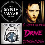 THE SYNTH WAVE SHOW 2 with Rob Green 'DRIVE'
