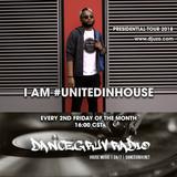 DanceGruv [007] - #UNITEDINHOUSE RADIO SHOW - DJ UZO