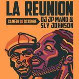 Sly Johnson & Dj JP Mano @ La Reunion, Djoon, Saturday October 18th, 2014