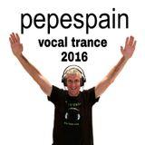 VOCAL 2016 - pepespain