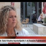 Térerő interjú - Dr. Bakó Krisztina - 141111