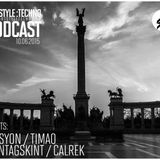 Art Style: Techno | Podcast #372 : CALReK