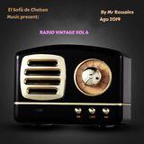 RADIO VINTAGE VOL 6 BY MR ROSSAINZ AUG 2019