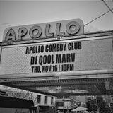 Apollo Comedy Club | Qool Marv Opening Set Nov 2017