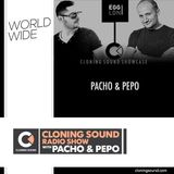 Pacho & Pepo's Live Mix :: Cloning Sound Showcase at Egg London - Part 2 :: 135